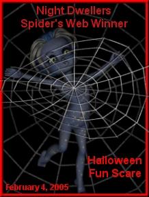 spider web award