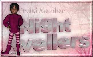 Proud Night Dweller Awarad