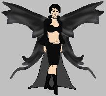 Goth Pixie