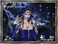 Spellbound Award