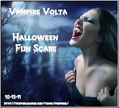 vampire volta award